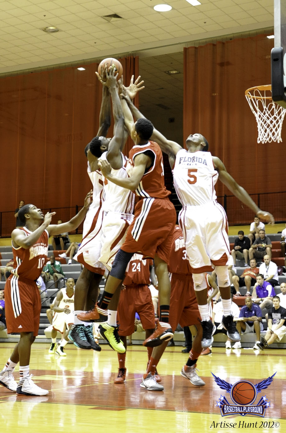 adidas invitational basketball 2012